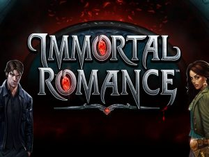 Immortal Romance Slot Review Logo