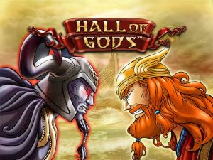 Hall of Gods Slot Review Banner in 2019