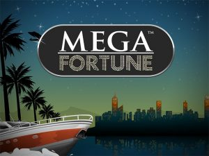 Mega Fortune Slot Review Logo