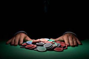 Poker Chips Stack
