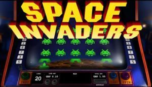 Space Invaders Arcade Slot