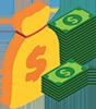 Bonus Icon used orginally at casinoguides.ca