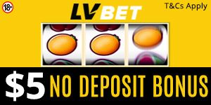 LV BET: Five Bucks Free & a Grand Bonus sounds good, eh