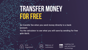 skrill online mobile wallet payment solution canada transfer fees explained. Transfer money with anti money laundering and secured skrill for free
